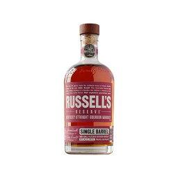 ラッセルズ リザーブ シングルバレル 55度 [瓶] 750ml x 6本[ケース販売] [CT アメリカ バーボン ウイスキー] ギフト プレゼント 酒 サケ 敬老の日