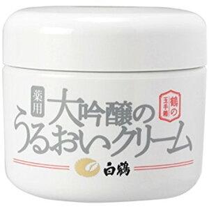 鶴の玉手箱 薬用 大吟醸のうるおいクリーム