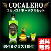 コカレロ COCALERO 29度 700ml 選べるコカレロ ボムグラスorショットグラス 各1個付き 送料無料 あす楽対応