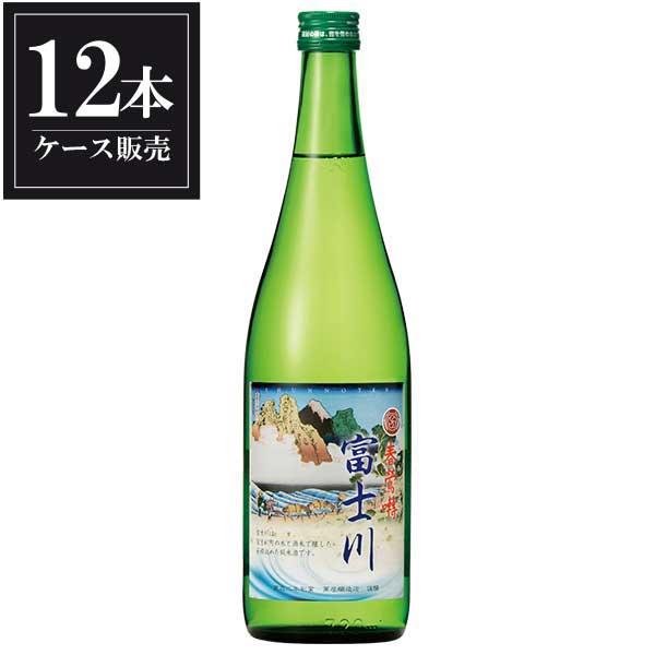 春鶯囀 特別純米酒 富士川 720ml x 12本 [ケース販売] [萬屋醸造/山梨県 ]