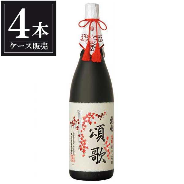 日本酒, 純米大吟醸酒  1.8L 1800ml x 4