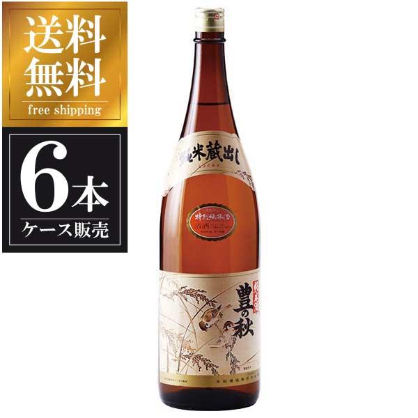 日本酒, 純米酒  1.8L 1800ml x 6 ()