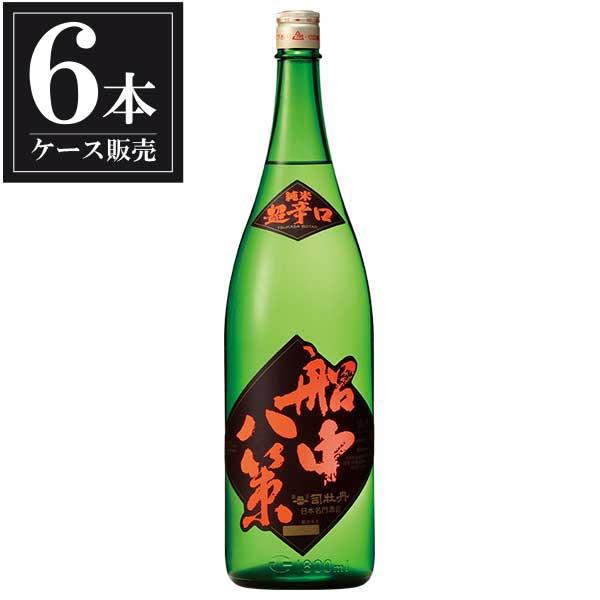日本酒, 純米酒  1.8L 1800ml x 6