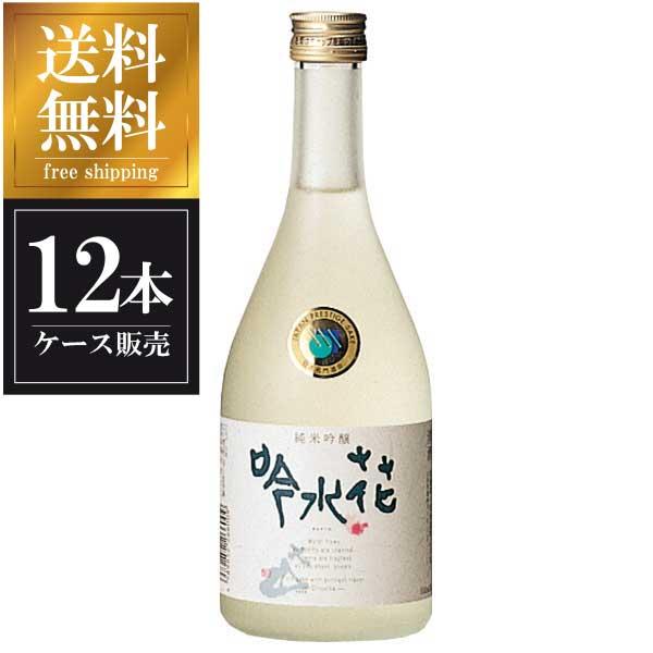 日本酒, 純米吟醸酒  500ml x 12 ()