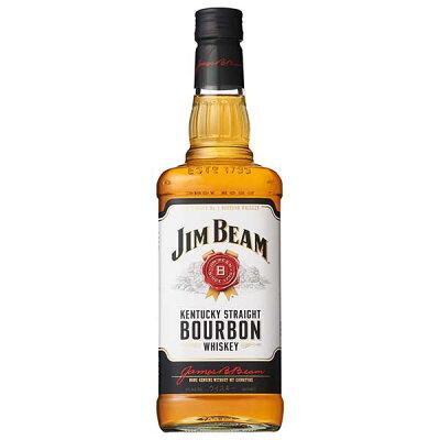 ジム ビーム 40度 [瓶] 700ml 送料無料(本州のみ) あす楽対応[ウイスキー 40度 アメリカ サントリー] ギフト プレゼント 酒 サケ 敬老の日