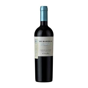 コノスル カベルネ 20バレル リミテッド エディション 750ml [SMI/チリ/赤ワイン]