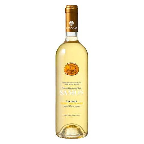 クルタキス マスカット オブ サモス 750ml[メルシャン/ギリシャ/パトラ/白ワイン/甘口/420335]