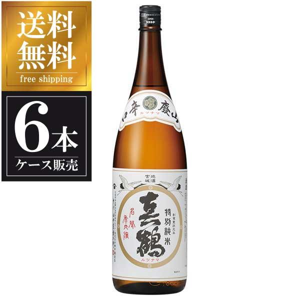日本酒, 純米酒 2 1.8L 1800ml x 6 ()