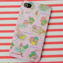iPhone4をスヌーピーのカバーでかわいく守ろう♪iPhone4 ケース 【キキ&ララ Cタイプ 】(sof...