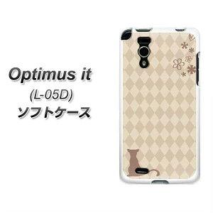 docomo Optimus it L-05D TPU ソフトケース【ドコモ/Optimusit/L05D/オプティマス/スマホ/ケー...