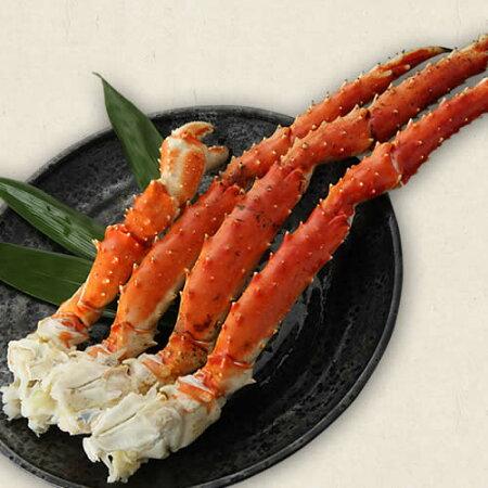 送料無料 生かボイルが選べる!タラバガニ 足 1kg  タラバ蟹 たらば蟹 タラバかに 海鮮バーベキュー 冷凍 大型サイズ ボイル 脚 生たらば蟹 ボイルたらば蟹