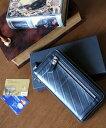 大容量をスマートに持ち運ぶ。数量限定生産の長財布。SEAL(シール)ロングウォレット【seal バ...