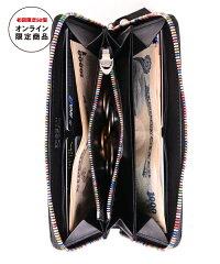 【P10倍11/420時〜】長財布メンズロングウォレットSEALシール長財布ラウンドファスナー防水廃タイヤタイヤチューブ人気日本製黒