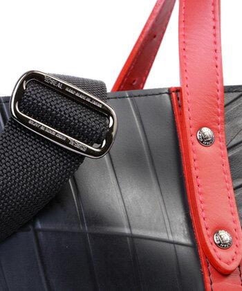 【P5倍 5/11 20:00開始】 デザイナーズ ビジネスバッグ メンズ SEAL シール ブリーフケース ビジネスバッグ トートバッグ 防水・耐水 廃タイヤ タイヤチューブ 人気 日本製 黒 プレゼント