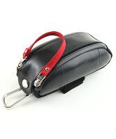 防水性の高いシザーバッグ