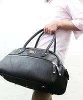 大容量で防水性の高いボストンバッグ