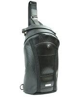防水性抜群のワンショルダーバッグ