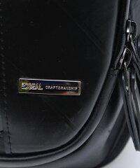 ホルスターバッグ/SEAL(シール)【バッグ/ボディバッグ/防水・耐水/廃タイヤ/タイヤチューブ/人気/日本製/メンズ/黒】【あす楽】【防水鞄】