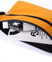 A4書類収納可能な防水サコッシュバッグ