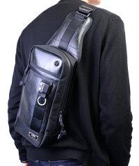 防水高機能ワンショルダーボディバッグ