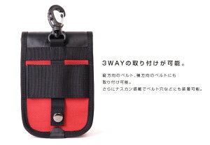 3WAY ポーチ メンズ SEAL シール バッグ ショルダーバッグ スマホケース ポーチ 防水・耐水 廃タイヤ タイヤチューブ 人気 日本製 黒 プレゼント