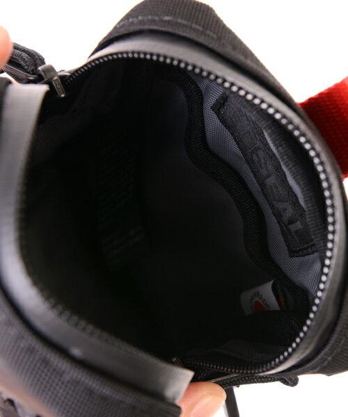 【先着イベント開催中!】 防水ポーチ メンズ UNITEDシリーズ SEAL シール ポーチ 防水 小物ケース 廃タイヤ タイヤチューブ 人気 日本製 黒 スマホケース