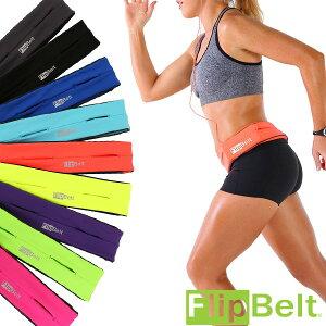 FlipBelt(フリップベルト)ウエストバッグ/ポーチ/小物入れ/ランニング/ハイキング/自…