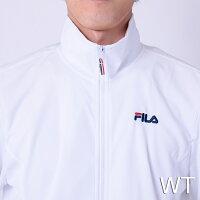 【あす楽】(パケット便送料無料)FILA(フィラ)メッシュUVジャケット無地・水陸両用ラッシュガード(メンズ水着/アウトドア)418-330