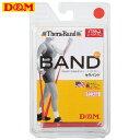 (パケット便送料無料)D&M セラバンド ブリスターパック レッド(強度:0)ディーアンドエム ディーエム #TBB-2 その1