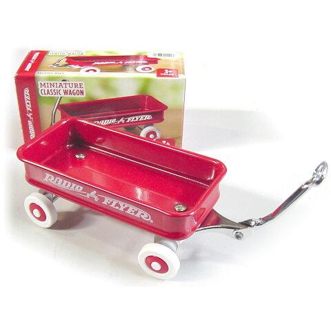 【送料無料】RADIOFLYER W1 ラジオフライヤー ミニチュアクラシックワゴン radioflyer Miniature Classic Wagon W1 【正規輸入品】