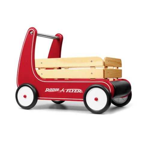 ラジオフライヤー ワゴン クラシック ウォーカー ワゴン 歩行器 ベビーウォーカー radioflyer classic walker wagon 【正規輸入品】