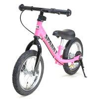 【組立済】【4色から選べる】ブレーキ付ゴムタイヤ装備ペダルなし自転車キッズバイクSPARKYランニングバイクファーストバイク子供用自転車幼児用自転車