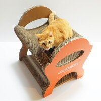 【猫用爪とぎ&2段ベッド】CaricarinaCasaカリカリーナ・カーサスタンダード
