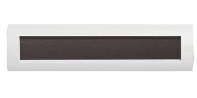 【埋め込み型ポスト】i-Line type R (きりこみ120mm)カラー×ウッド(全2タイプ)