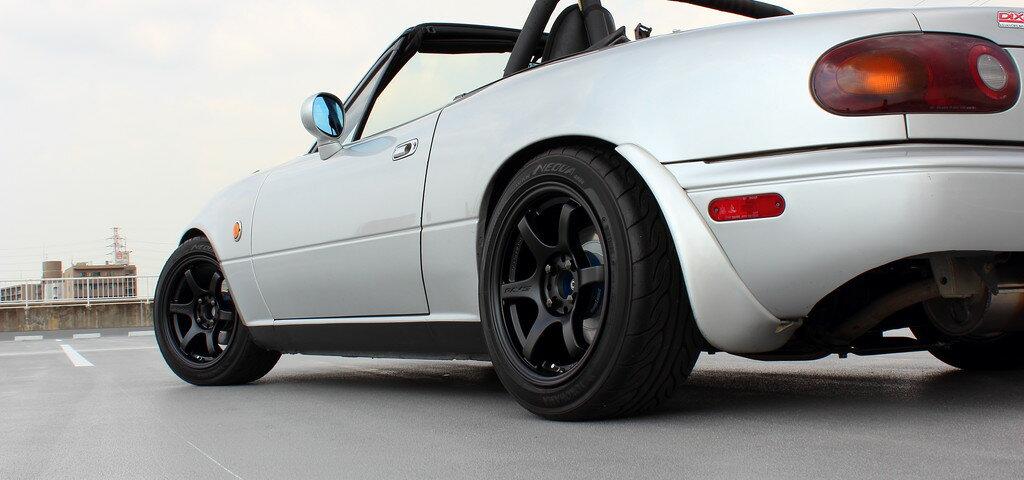 タイヤ・ホイール, ホイール  RAYS 57DR 17 5H114.3 9J 12 gramlights GTR Z 4