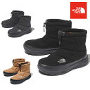 20FW THE NORTH FACE 防寒ブーツ Nuptse Bootie Wool 5 Short nf51979: 正規品/ノースフェイス/ヌプシ/メンズ/靴/out