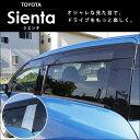 【2/26(月)9:59まで最大30%OFFクーポン配布】 セカンドステージ ピラーガーニッシュ トヨタ シエンタ 170系 全2色