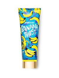VICTORIA'S SECRETビクトリアシークレット 【限定品】バナナツイストBanana TwistフレグランスローションJuice Bar Fragrance Lotion