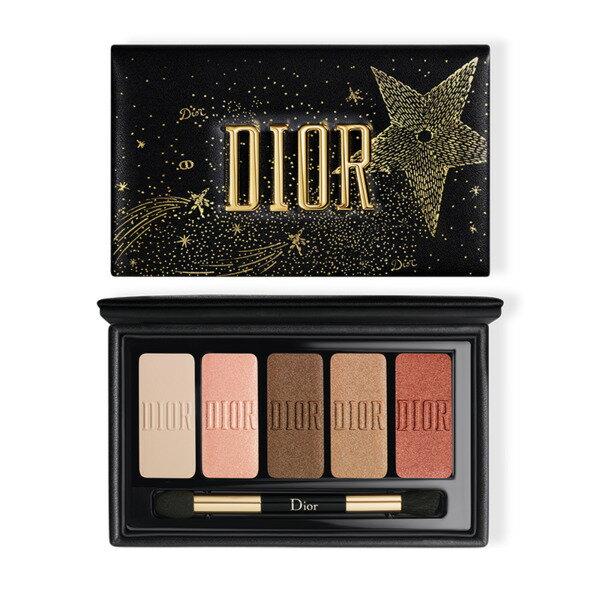 Dior ディオールスパークリング クチュール アイ パレットギフトラッピング済ショップバッグ付2020 クリスマスコフレ