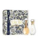 Dior ディオールジャドール オードゥ パルファン コフレ フレグランスとボディ ミルクのギフトセット(数量限定品)2021 クリスマスコフレ