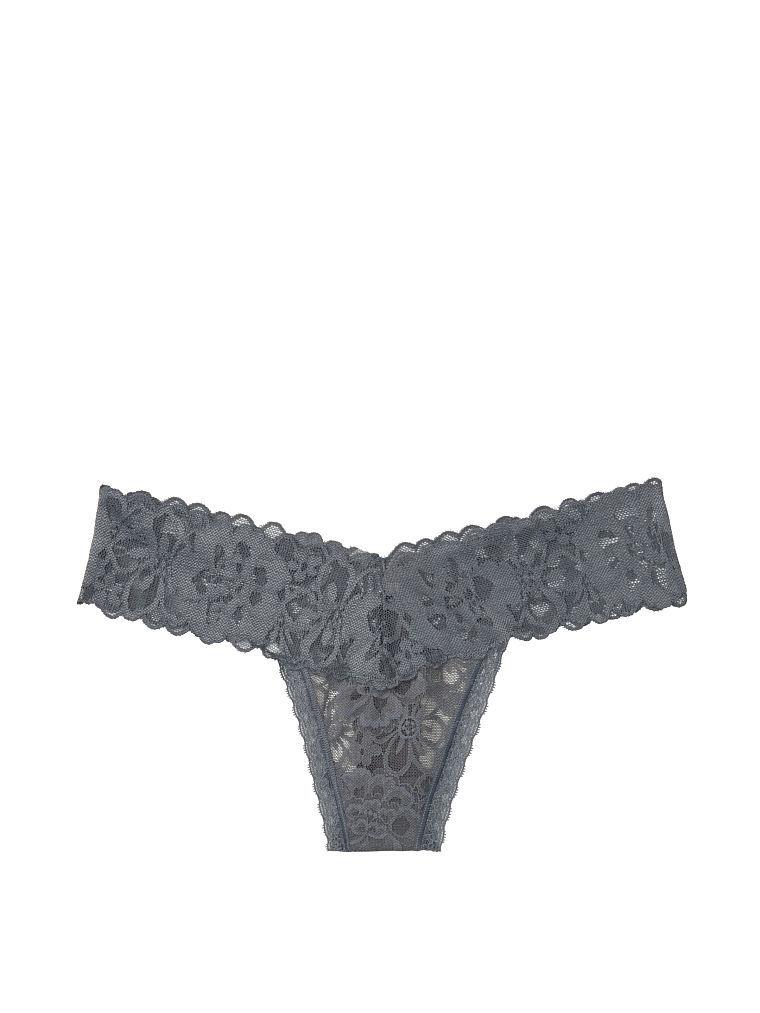 ショーツ, Tバック・Gストリング  THE LACIE Floral Lace Thong Panty
