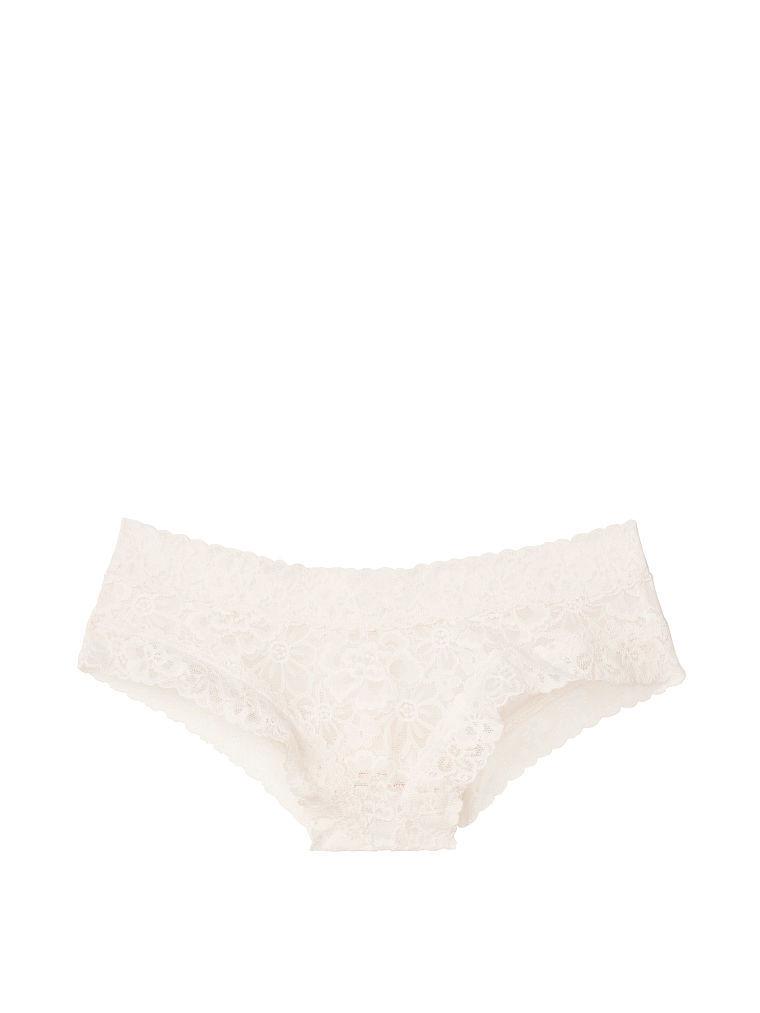 ショーツ, スタンダード  THE LACIE Floral Lace Cheeky Panty