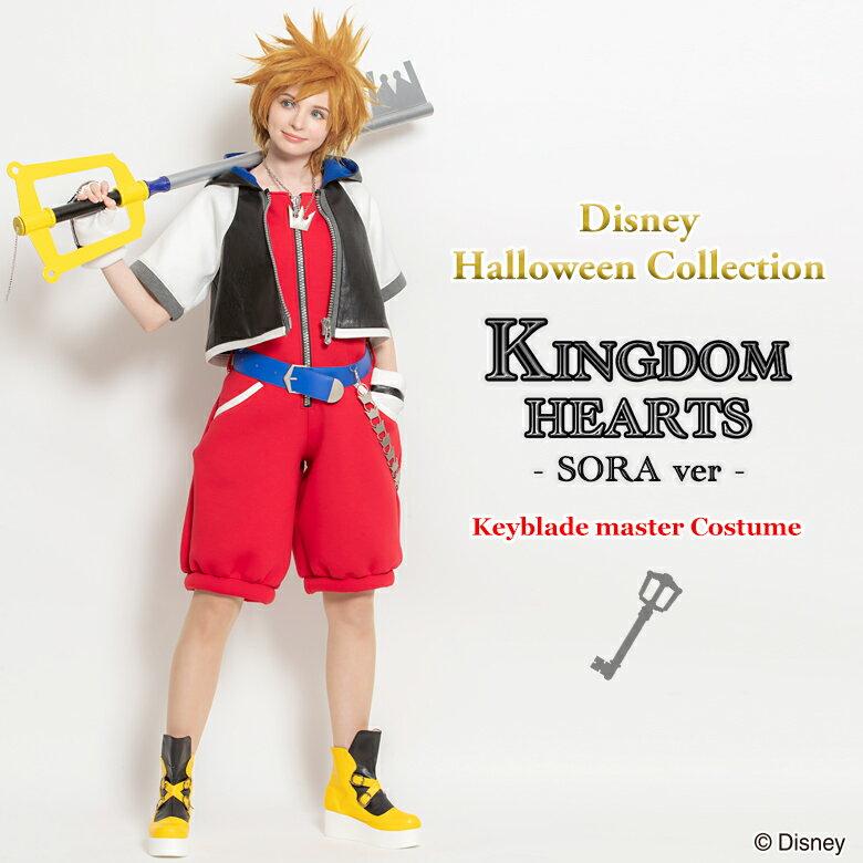 レディースファッション, ワンピース Keyblade master Costume(KINGDOM HEARTS SORA ver)SALEDisney Collectionsecrethoney