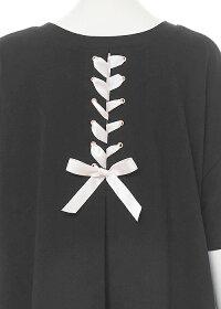 【アイパッチウサギレースアップビックTシャツ】【SALE】【6/1718:00〜マークダウン】【5/2118:00〜販売スタート】【入荷済】【2021ssCollection】secrethoney/シークレットハニー/シーハニ/シークレットバニー