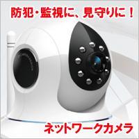 防犯カメラ専門店です!アフターフォローが大切です!ネットワークカメラRCC-9801【送料無料…