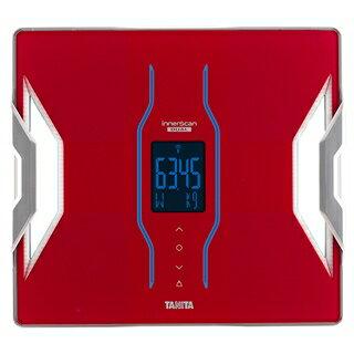 タニタの体重計タニタ デュアルタイプ体組成計 innerScan DUAL (型番:RD-905)世界初!筋質がわかる筋肉の質(状態)を分析する「筋質点数」の測定機能筋肉を筋繊維の状態まで分析筋肉の量だけでなくその質を測定レッド タニタ体重計 RD-905-RD