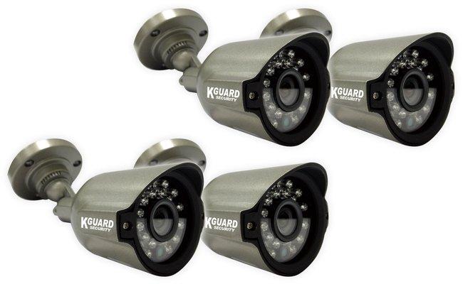 EL822-CKT005KguardSECURITYEasyLinkProSeriesComboKit防犯カメラセット録画機はカメラ8台まで対応ケーガード