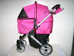 ピッコロカーネ対面式ペットカートTANTO【耐荷重30kg】【送料無料】※このページのご注文の…