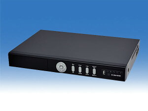 16chレコーダーRYD-6H417H.264リアルタイム高圧縮およびデュアルストリームネットワーク送信に対応マルチ操作に対応ライブ映像、録画、再生、バックアップ、ネットワ-ク送信カメラ16台接続可能
