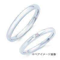 【女性」用】【結婚指輪】【新製品】【PrincessHeartCollection】【プラチナ】【ピンクダイヤモンド】【Veltaベルタ】マリッジリング